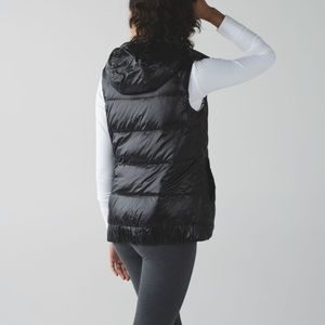 Lululemon The Fluffiest Vest - Reversible